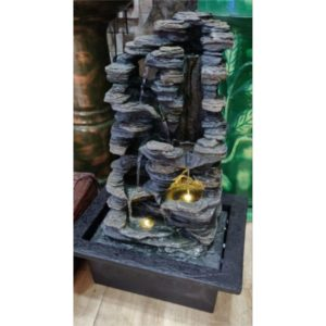Water Stream Stone Fountain-2