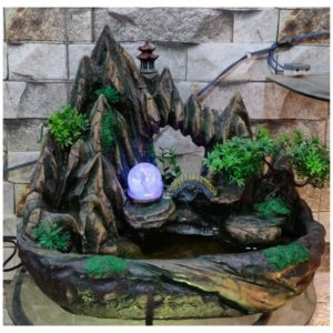 Table Top Fountains and Waterfalls-4