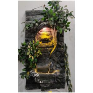 Wall hanging waterfall-3