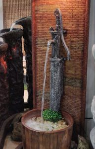 Outdoor Fountains And Waterfalls-2