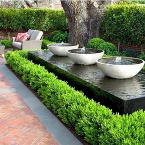 Outdoor Pot Fountain
